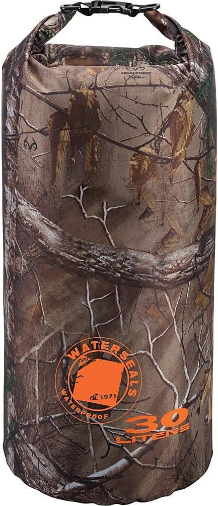 B00004SRC9 Lewis N. Clark WaterSeals Dry Bag, 30L (Camouflage) 61jIErshKKL