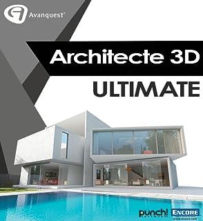 Architecte 3D Ultimate 2017 V19 Telechargement