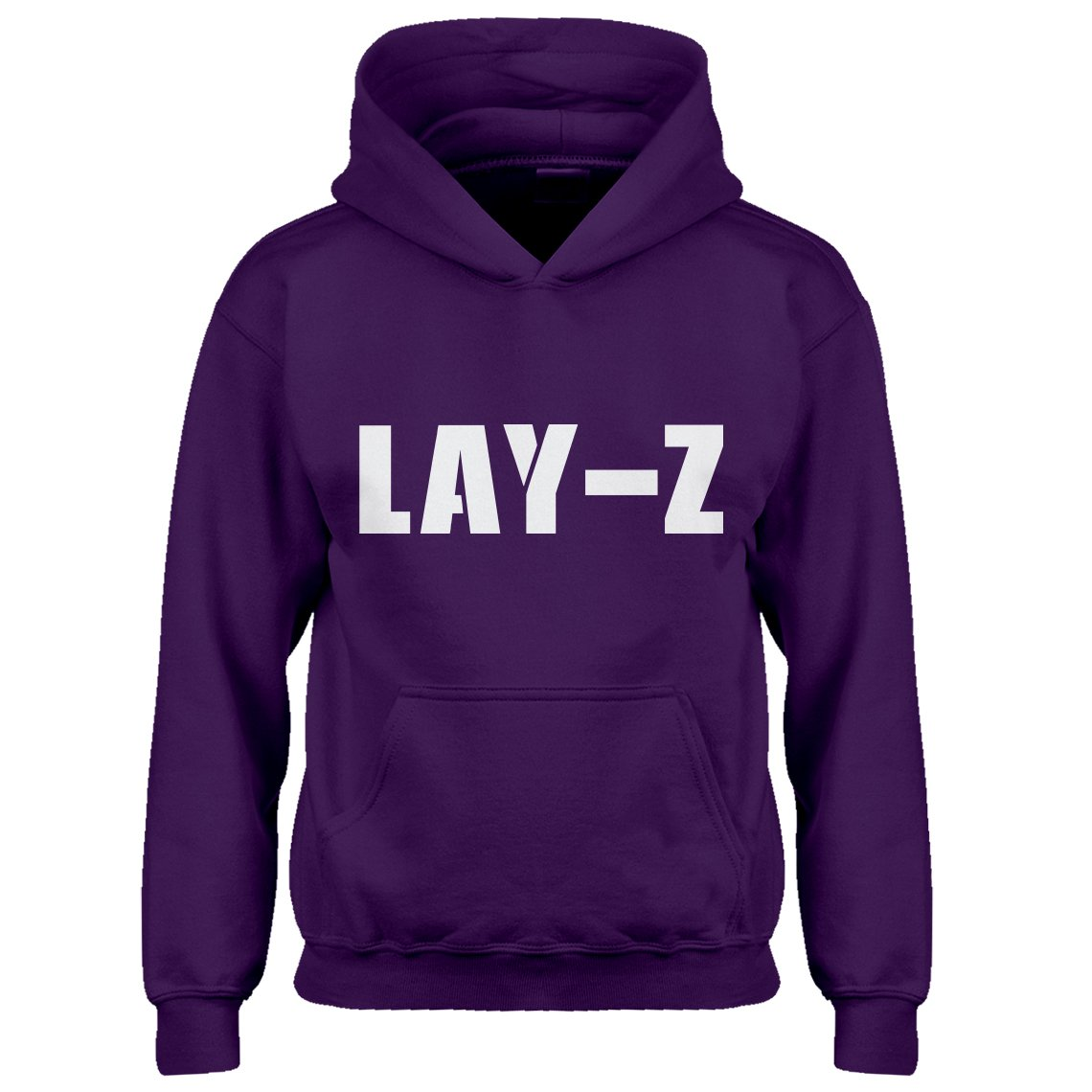 Indica Plateau Youth Lay-Z Kids Hoodie