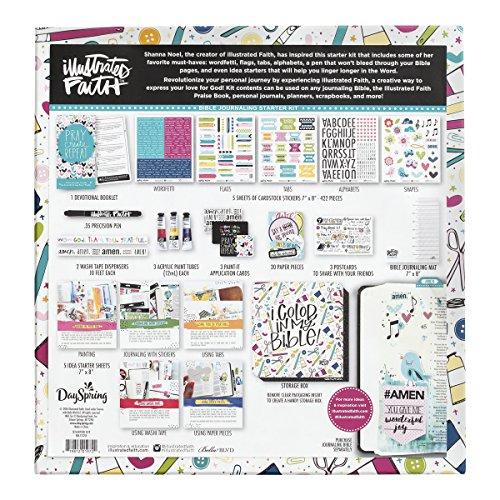 DaySpring Inspirational Illustrated Faith Starter Kit Photo #6