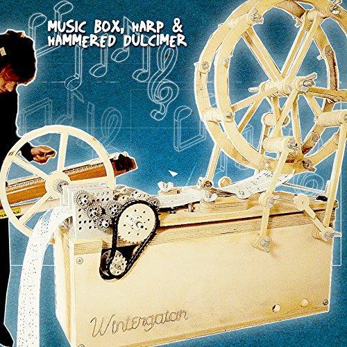 Music Box, Harp and Hammered Dulcimer -