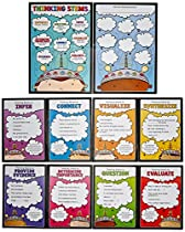 Carson Dellosa Thinking Stems Bulletin Board Set (110286)