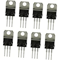 Surtido De Transistores De 8 piezas L7805- Serie