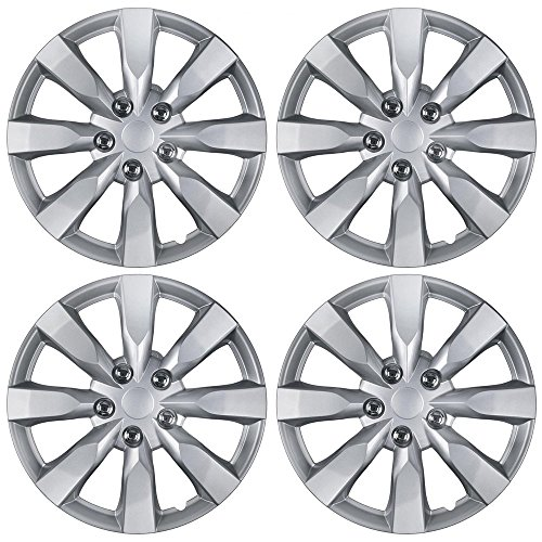 16 Wheel Covers - 5
