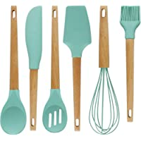 Set of 6 Raybin Silicone Baking Tool Supplies kitchen Gadgets