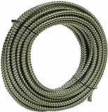 Southwire 55082003 100-Feet 3/8-Inch Alflex-Type RWA Reduced Wall Aluminum Flexible Metal Conduit