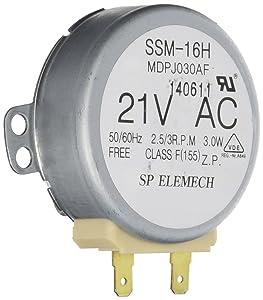 Frigidaire 5304408980 Microwave Turntable Motor