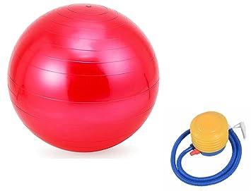 GUTEINTE pelota Fitness y Bomba de aire, pelota de gimnasia para ...