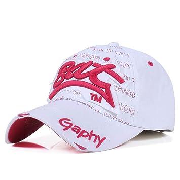 Versión de la gorra de béisbol de la tendencia de los hombres ...