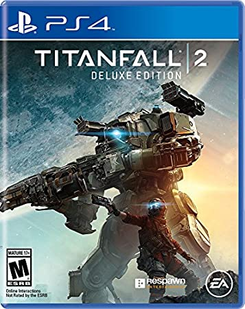 Titanfall 2 Deluxe Edition - PlayStation 4