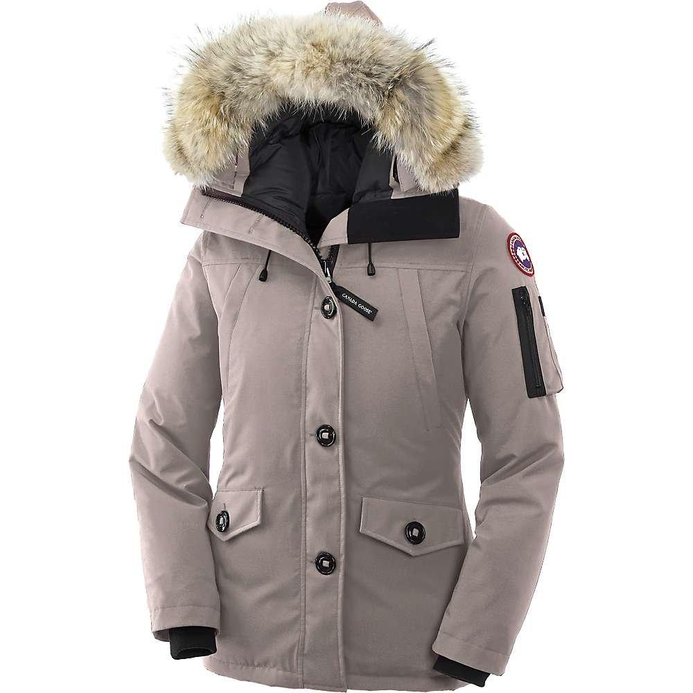 Canada Goose Montebello - Chaqueta en color beige para mujeres, Mujer, color beige, tamaño S: Amazon.es: Ropa y accesorios