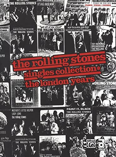 The Rolling Stones: The London Years Singles Collection ...