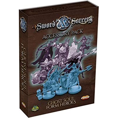 Ares Games Sword and Sorcery: Ghost Soul Form Heroes Accessory Pack: Toys & Games [5Bkhe0504746]