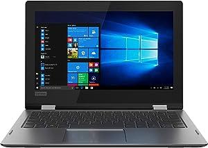 "Lenovo Ideapad 11.6"" Flex 6 Pentium N5000 4GB-RAM 64GB-SSD UHD Graphics 605 Win 10S 81A7000AUS"