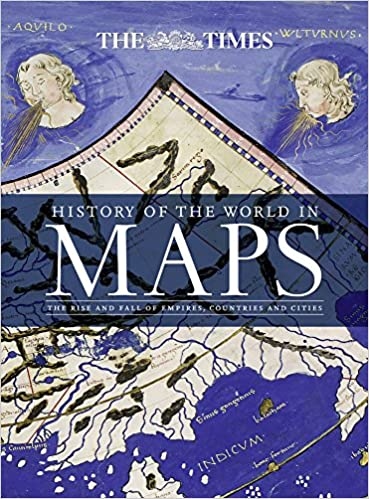 Amazon history of the world in maps the rise and fall of amazon history of the world in maps the rise and fall of empires countries and cities 9780008147792 times atlases books fandeluxe Images