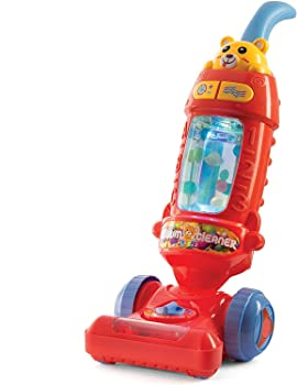 Play 22 Lights Sounds Toy Vacuum Cleaner