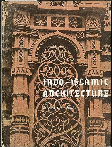 indo islamic architecture ziyaud din a desai amazon com books