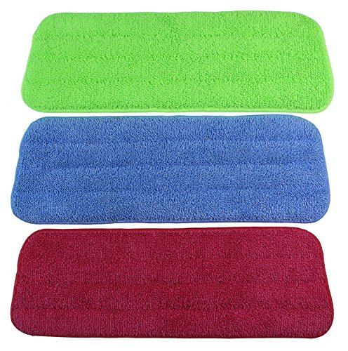 Reveal Spray Mop Replacement Pads 16.5 * 5.11 Inches (1 Set A (3pcs))