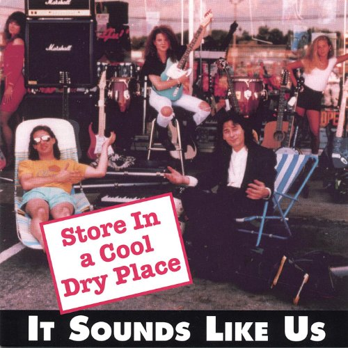 Cool Dry Place - Store in a Cool Dry Place