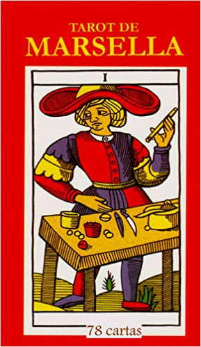 TAROT DE MARSELLA (INCLUYE 78 CARTAS Y MANUAL): SIN AUTOR ...