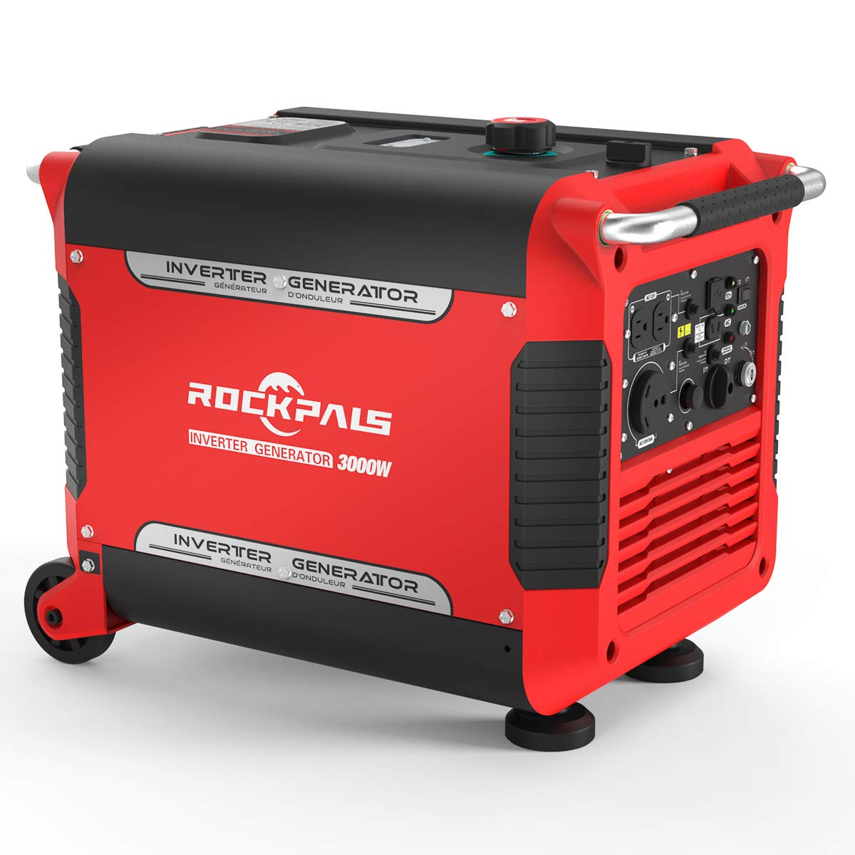 electric generator steam turbine amazoncom rockpals 3000watt rv ready portable inverter generator electric start super quiet gasoline powered generator carb compliant ecomode