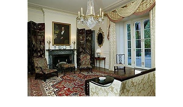 Amazon com: HistoricalFindings Photo: Blair House,Across