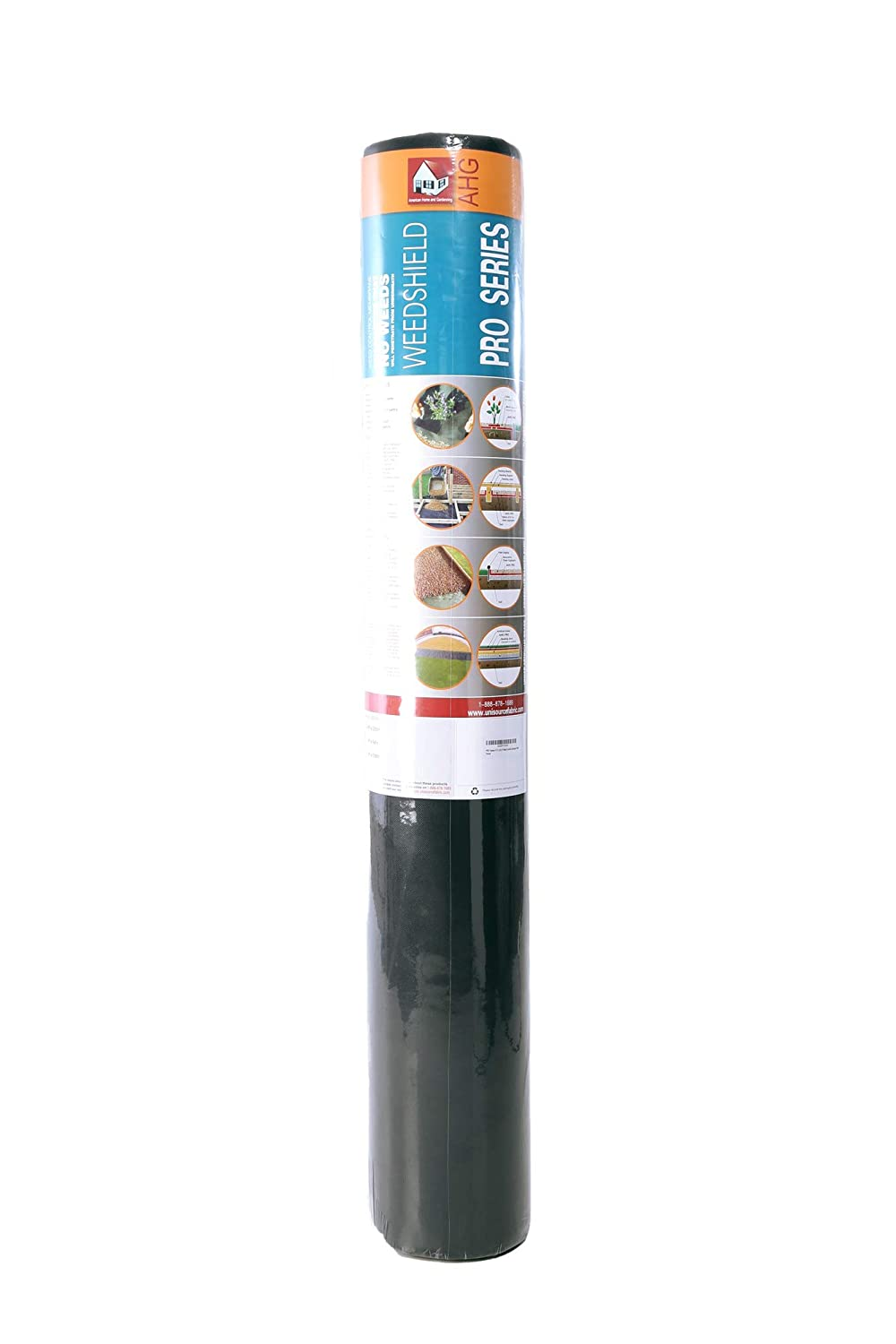 PRO Series 4 Ft X 225 Ft Weed Control Landscape Fabric UNI-SOURCE TESTILE UST-003