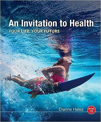 An Invitation to Health