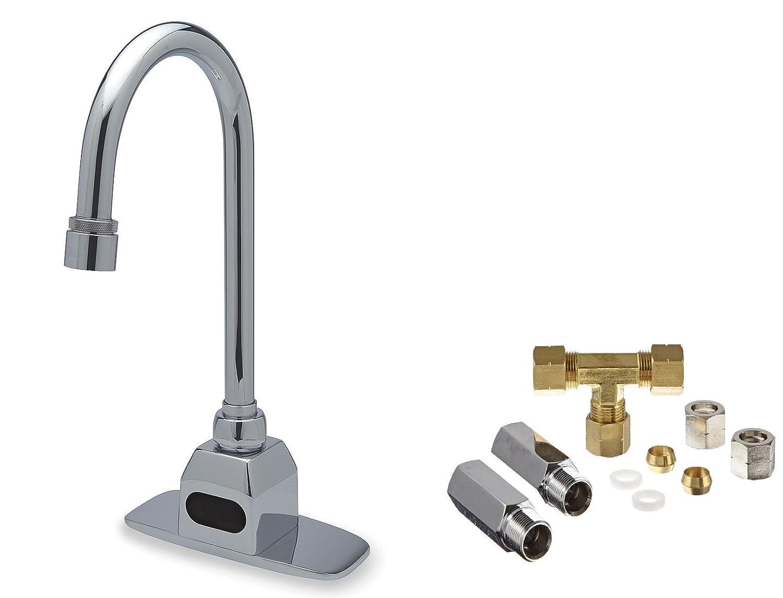 Old Fashioned Zurn Z6913 Sensor Faucet Embellishment - Sink Faucet ...
