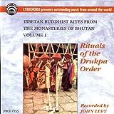 Tibetan Buddhist Rites From The Monasteries of Bhutan Vol 1: Rituals of the Drukpa Order