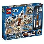 Lego-City-Space-60228-Razzo-Spaziale-e-Centro-di-Controllo-837-Pezzi