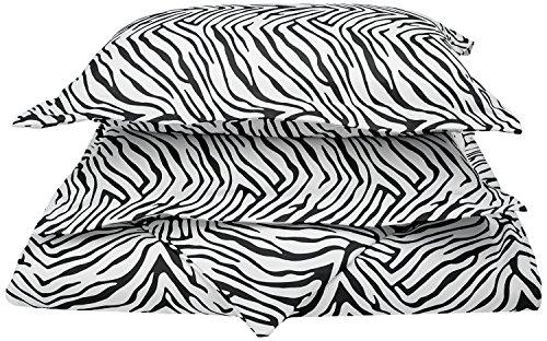 Zebra Animal Print Duvet - 3