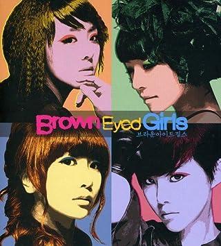 amazon brown eyed girls 2nd mini album my style 韓国盤 brown
