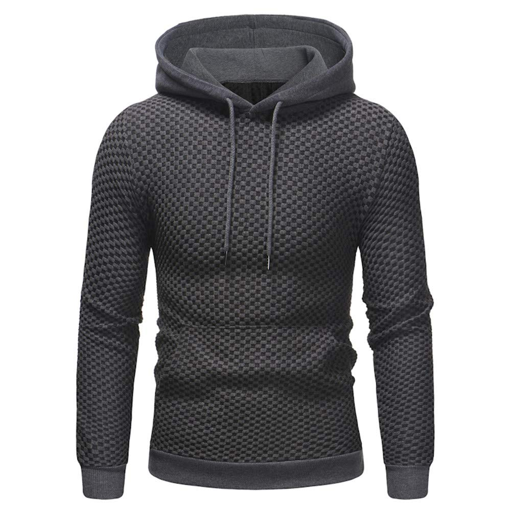 Men New Autumn Casual Daily tops Men Long Sleeve Winter Casual Sweatshirt Hoodies Blouse Tracksuits