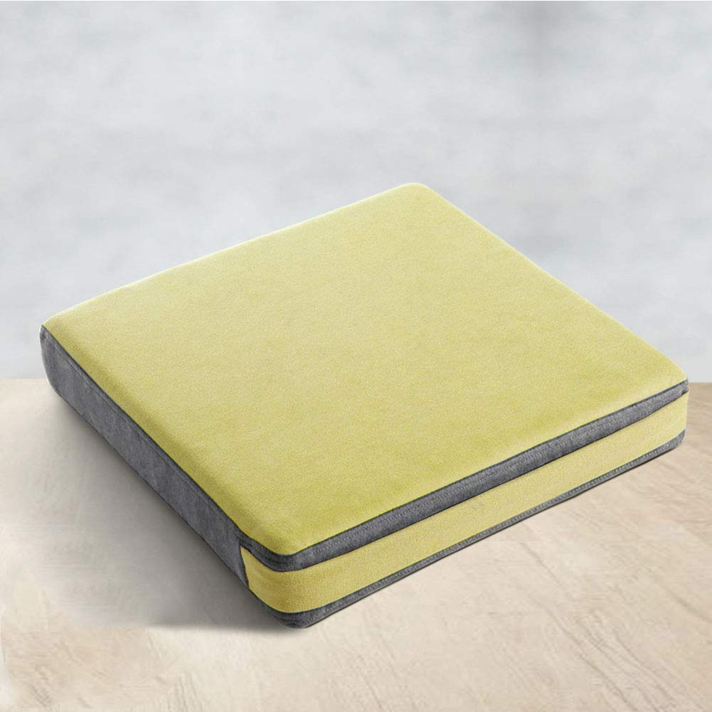 Amazon.com: Memory Foam Seat Pads, Washable Thickened Tatami ...