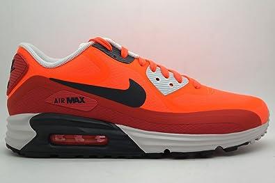 watch 0fd79 9d49c ... coupon code nike mens air max lunar 90 wr sneakers crimson dark ash red  clay 13 ...