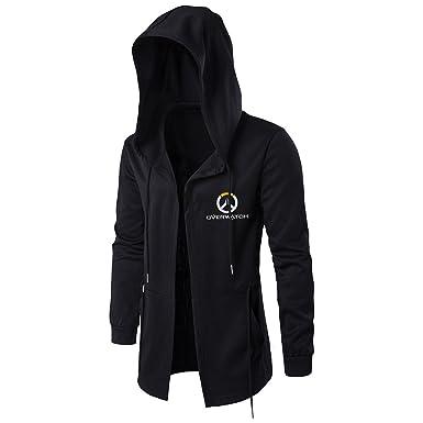 Hoodie Sweatshirt Assassins Cosplay Jacke Witcher mit Kapuze Wind ...
