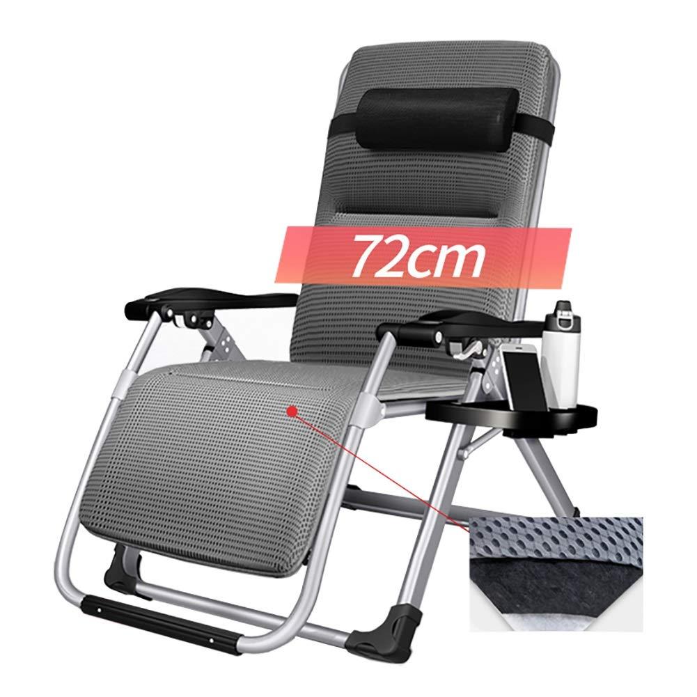 ラウンジチェア カップホルダー付き屋外エクストラワイドヘビーデューティパティオラウンジチェア、屋外ビーチのためのスポーツインフィニティゼロ重力リクライニングパティオチェア B07T9V7ZKM