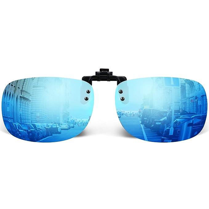 Besoods - Gafas de sol polarizadas de plástico para ...