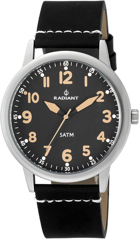 Montre Hommes Radiant RA394604: : Montres
