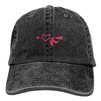 Valentine's Day Love Baseball Caps Graphic Curved Visor Cool Hat Designs For Women