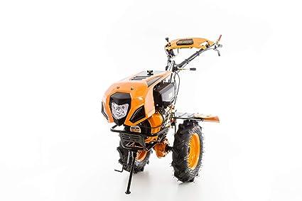 Motocultor diésel 10CV 8 velocidades 2AV–