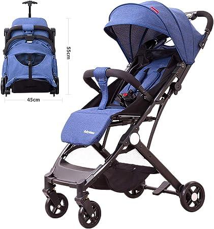 Besrey Silla de paseo de bebe Compacta y Ligera Cochecito