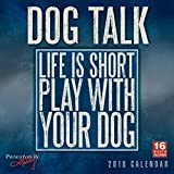 Sellers Publishing 2018 Dog Talk - Primitives By Kathy Wall Calendar (CA0125)