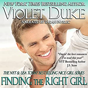 Finding the Right Girl Audiobook
