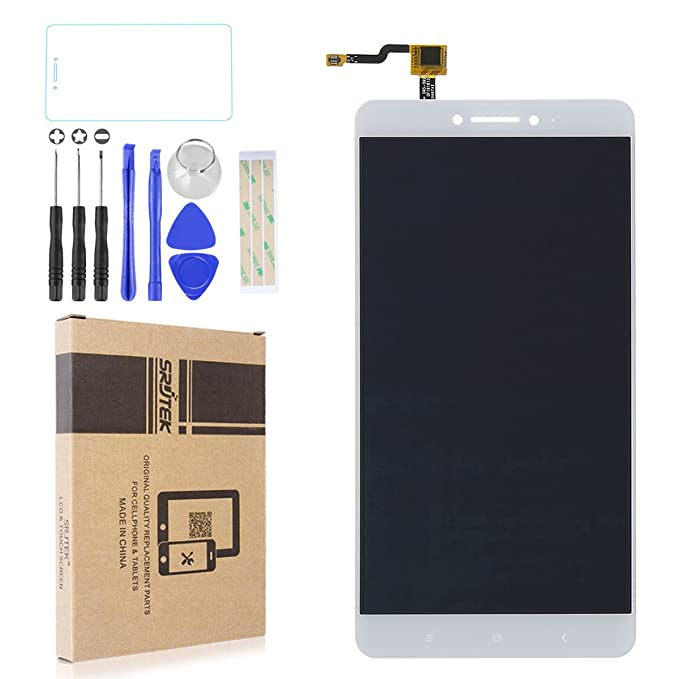 c997119a7 Image Unavailable. Image not available for. Color  SRJTEK Parts Replacement LCD  Display Screen Assembly for Xiaomi ...