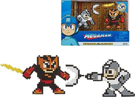 Megaman Mega Man The Board Game Elec Man pieces