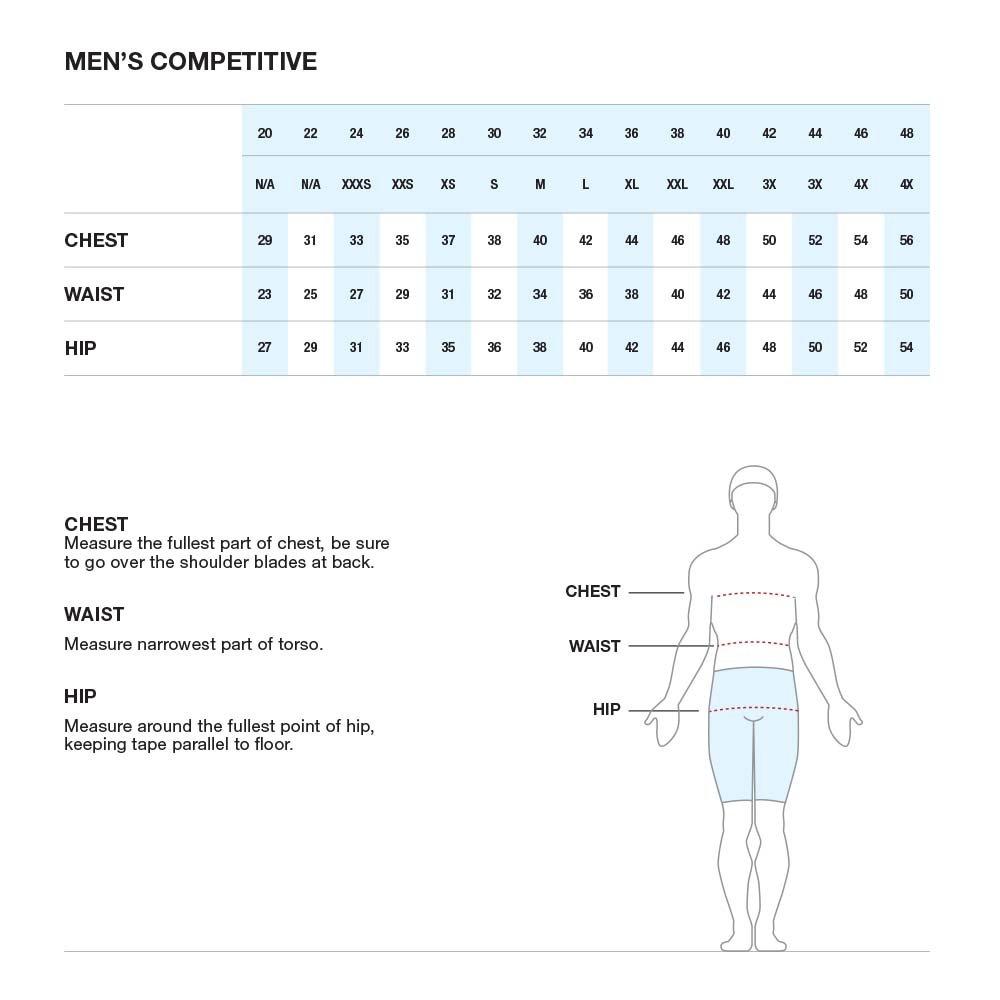 Speedo Endurance+ Solid Brief Swimsuit, Navy, 28