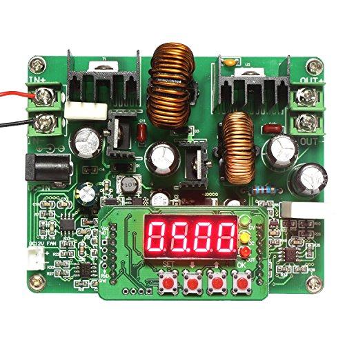 DROK Numerical Control Buck Boost Converter Voltage Regulator, DC 10-40V to...