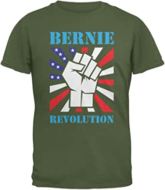 Old Glory Election 2020 Bernie Sanders Raised Fist